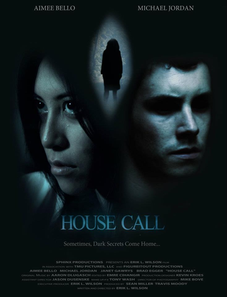 Daily grindhouse no budget nightmares house call 2011 for Grindhouse poster template