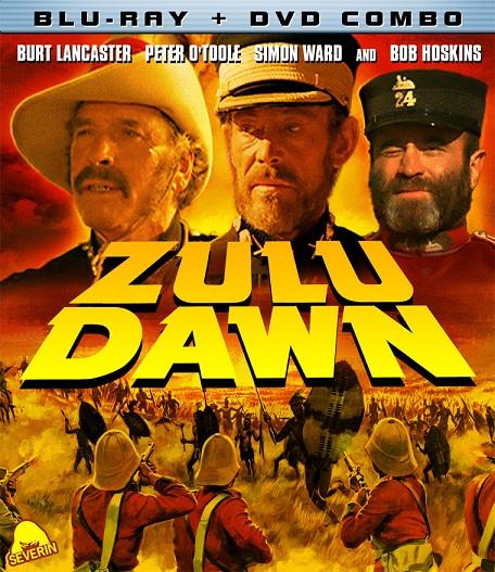 "Warriors Of The Dawn Cast: ""ZULU DAWN"" & ""ASHANTI"" COMING TO BLU"