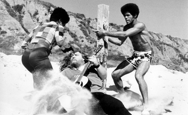 BLACK BELT JONES, cult movie mania, daily grindhouse