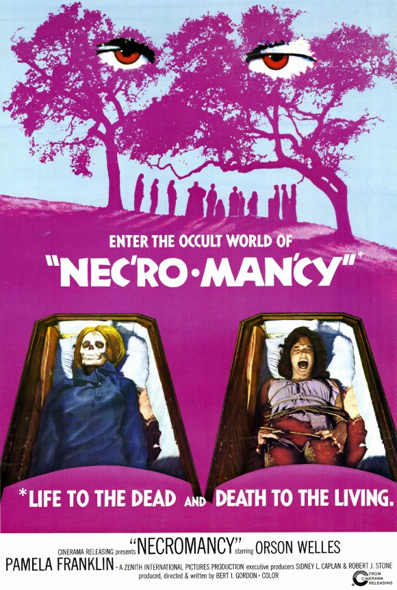 NECROMANCY , daily grindhouse, cult movie mania