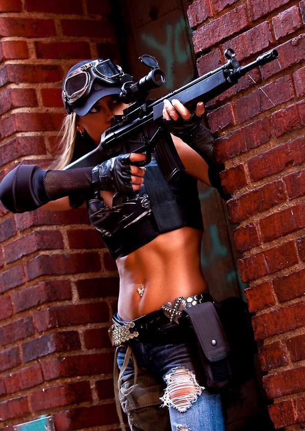 Girls with Guns | Euro Palace Casino Blog