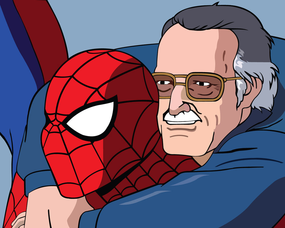 FROM THE VAULT: STAN LEE TALKS ABOUT