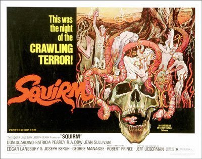 Daily Grindhouse From The Vault Squirm 1976 Quot Sir You