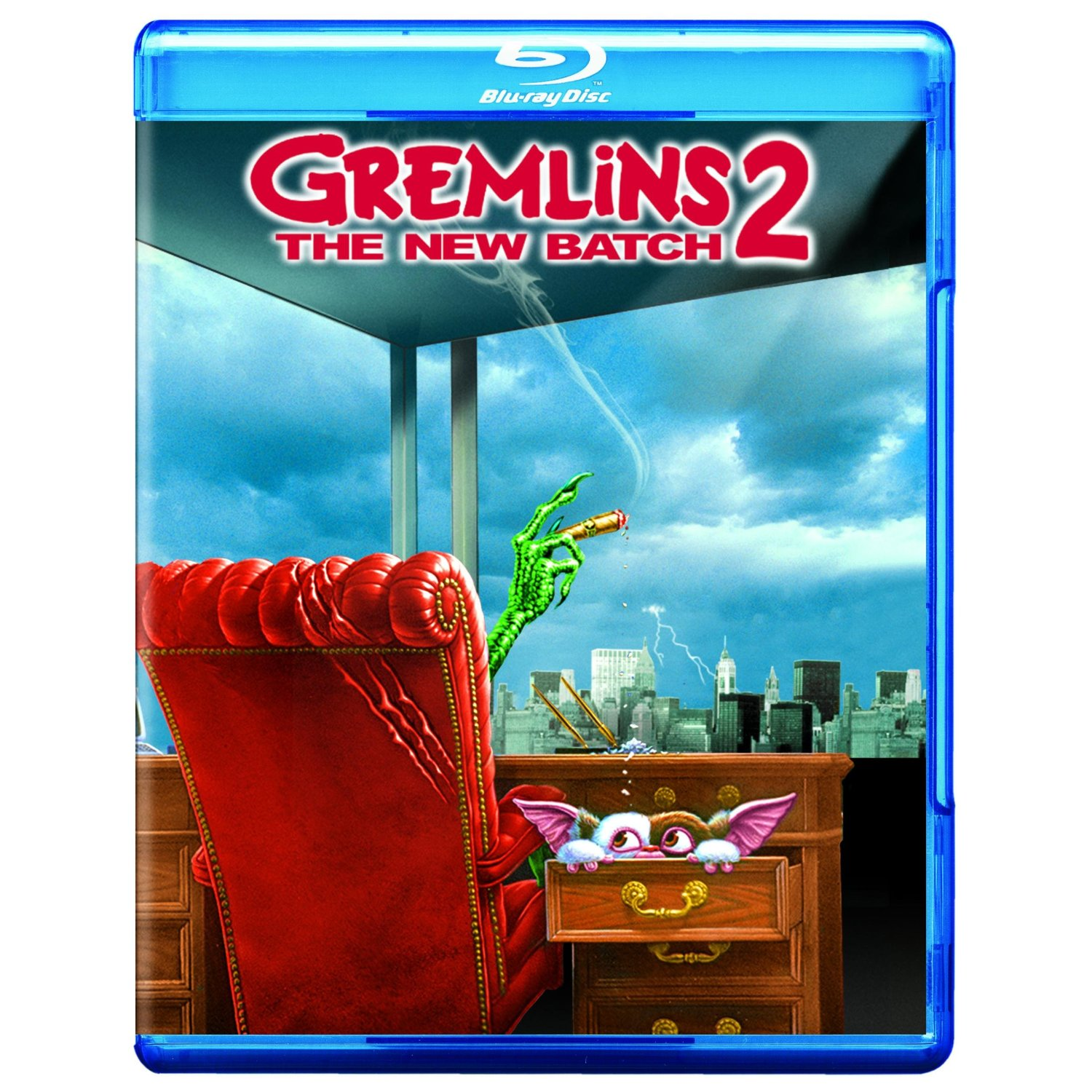 Daily Grindhouse   JONNY ABOMB TAKES A LOOK AT GREMLINS 2 ...