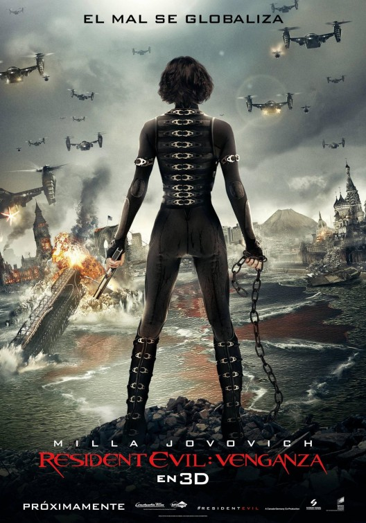 Daily Grindhouse Resident Evil Retribution 2012 Daily Grindhouse