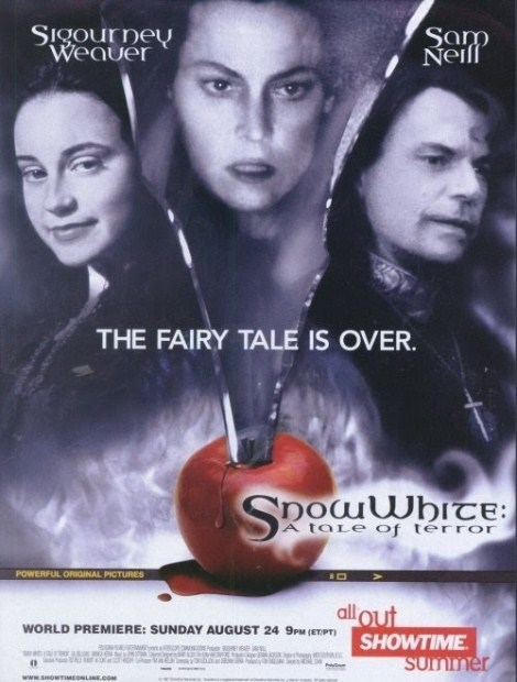 snow white a tale of terror promotional poster (470 x 620)