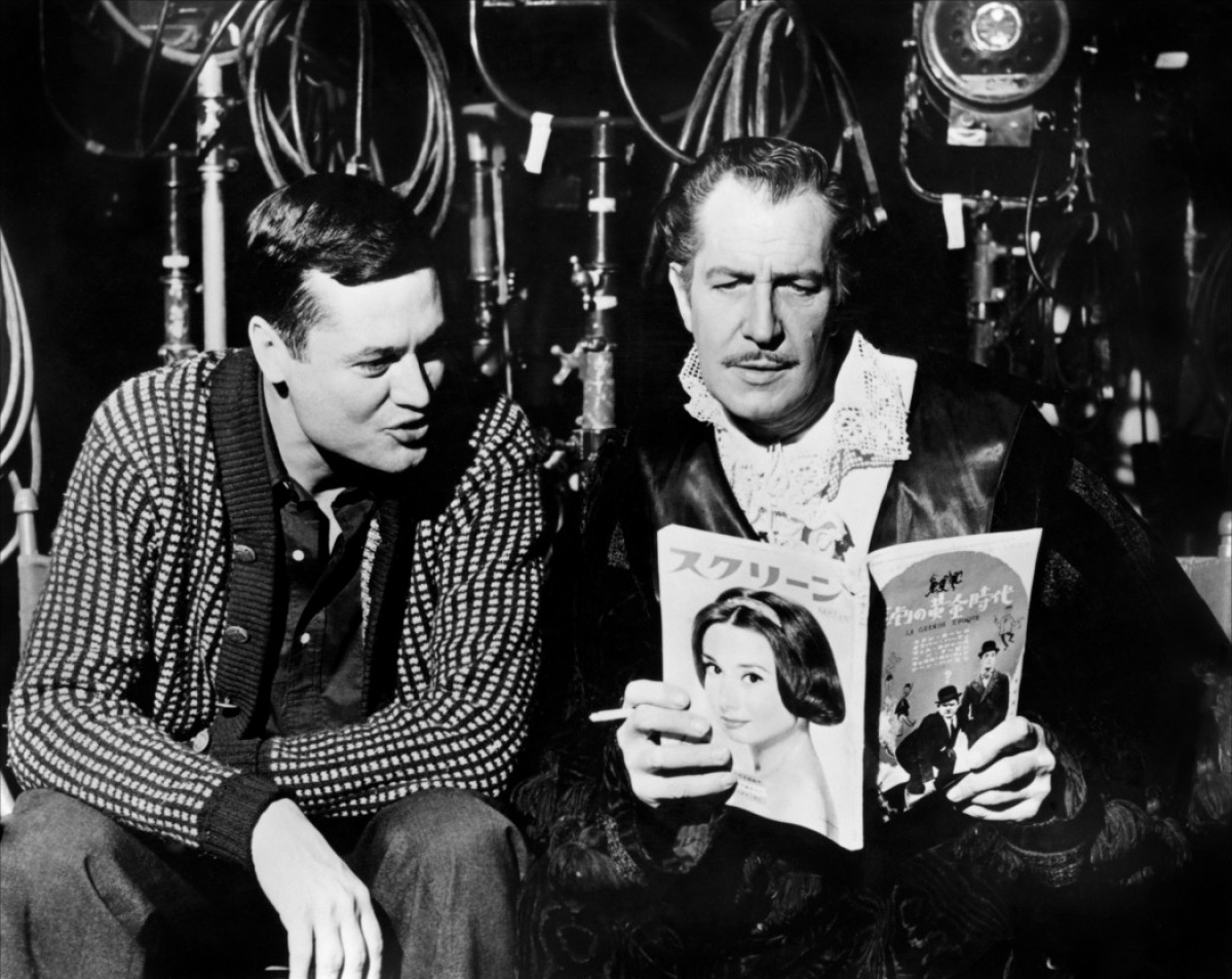 VINCENT PRICE ROGER CORMAN