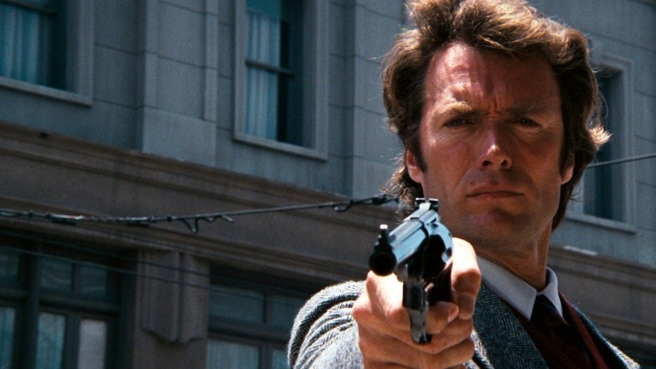 dirty harry eastwood