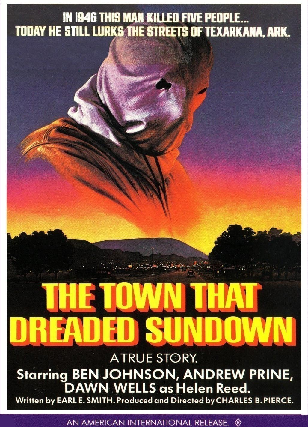 The Town that Dreaded Sundown-Cover
