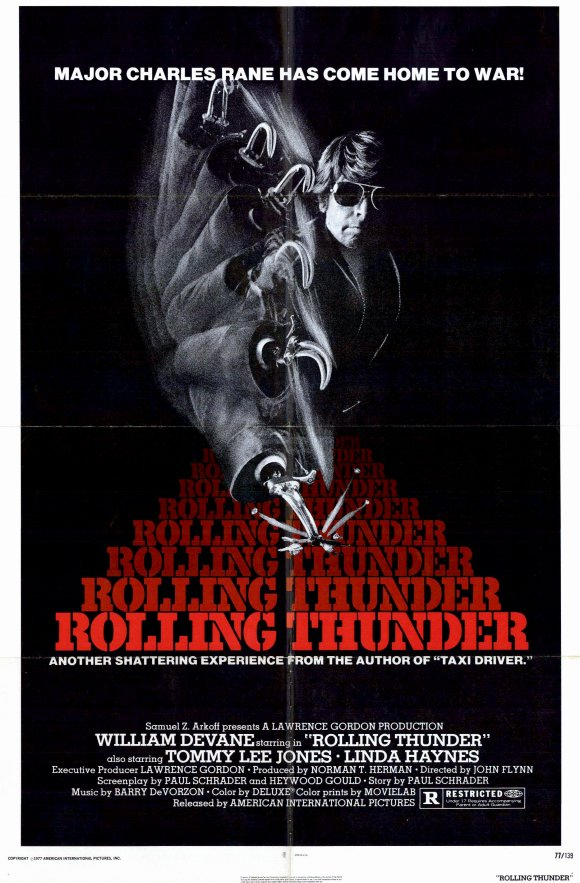 rolling thunder poster