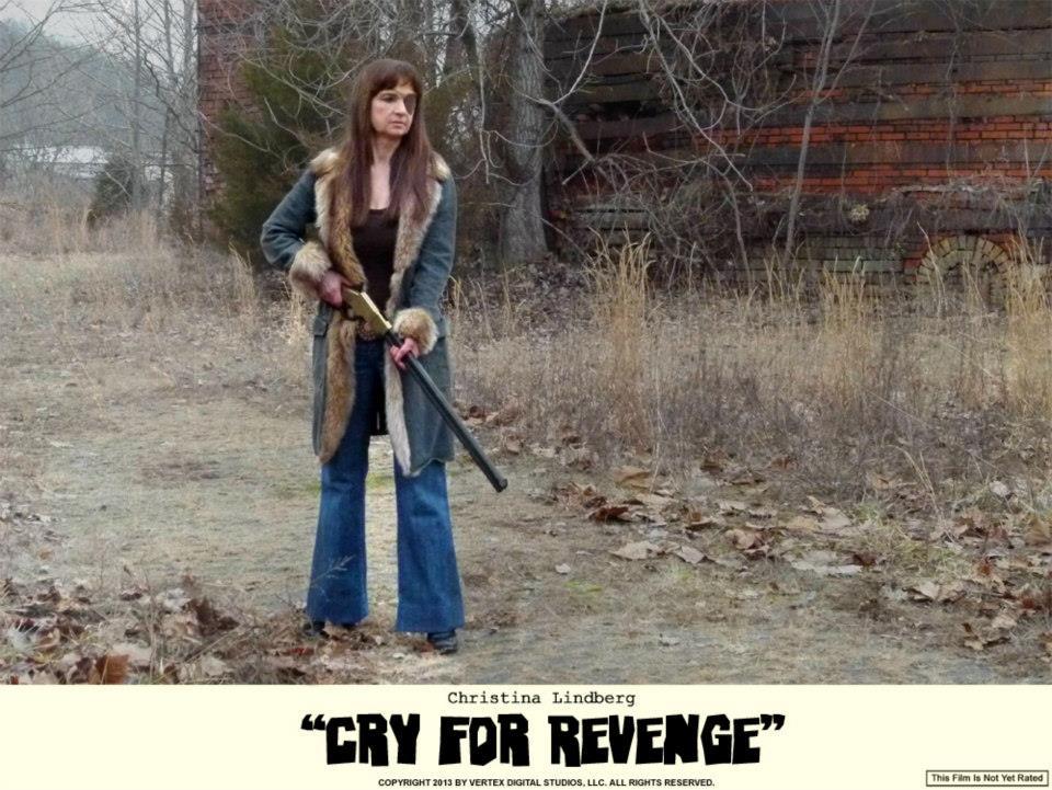 CRY FOR REVENGE