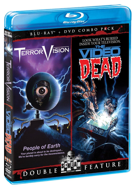 TERROR VISION VIDEO DEAD