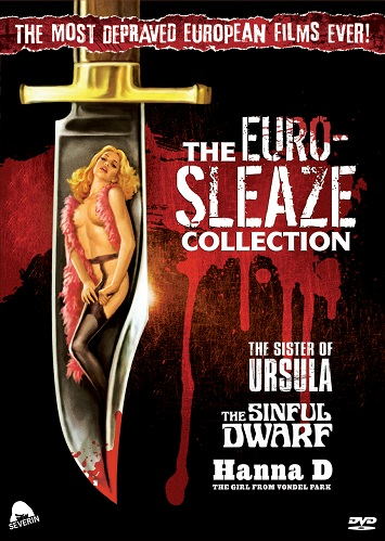 THE EURO SLEAZE COLLECTION