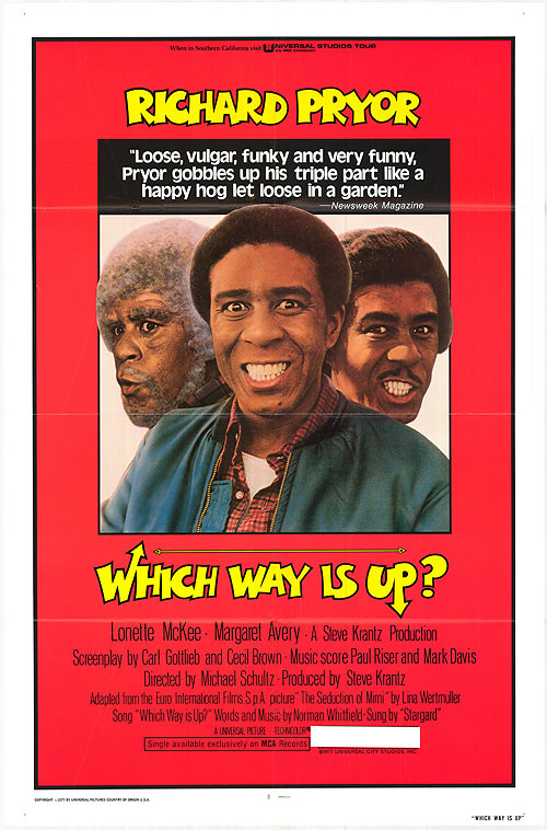 WHICH WAY IS UP? (1977)