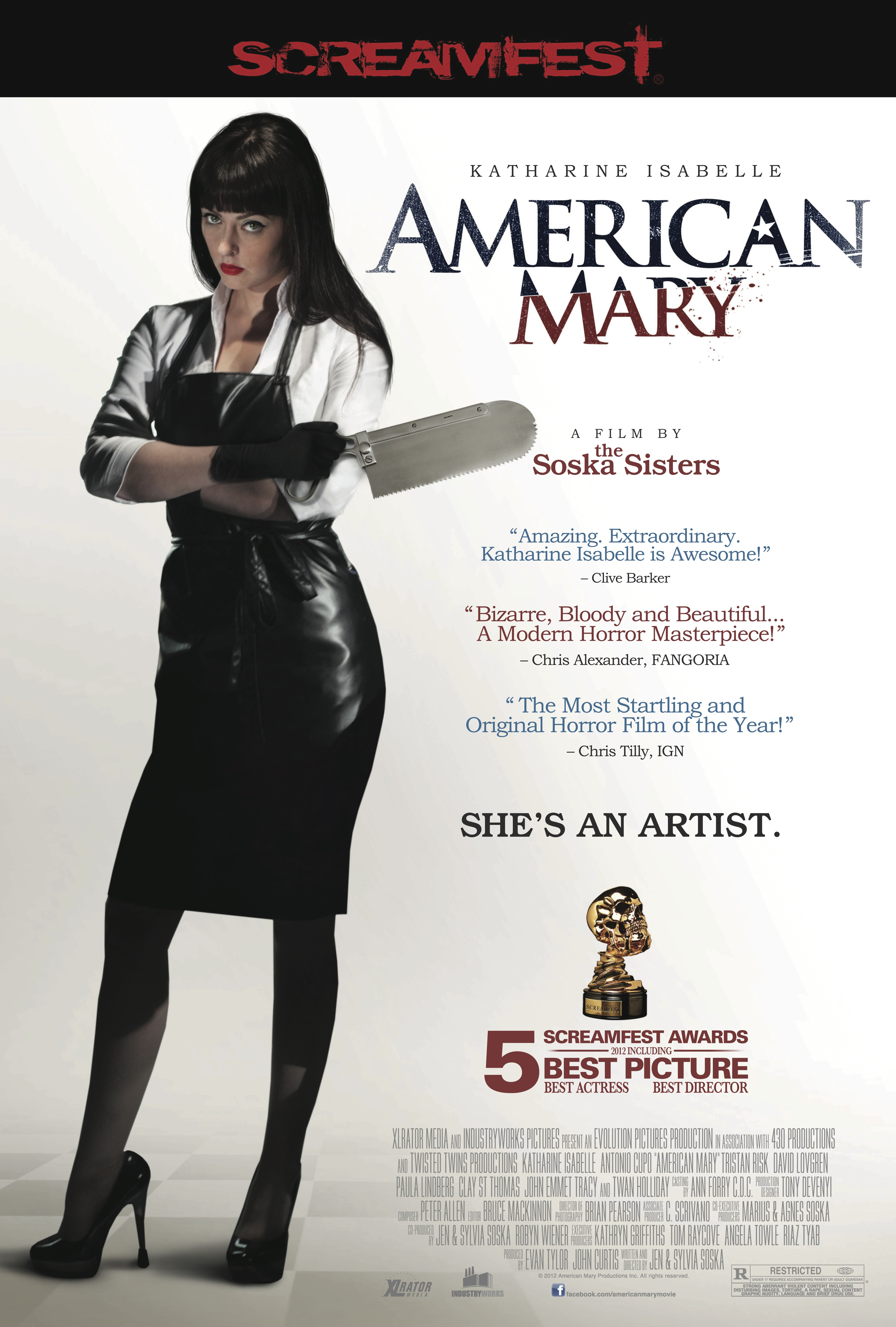 American Mary_Poster 02 copy