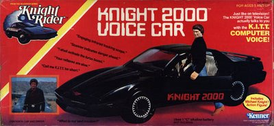 Knight Rider KITT Voice Car 1