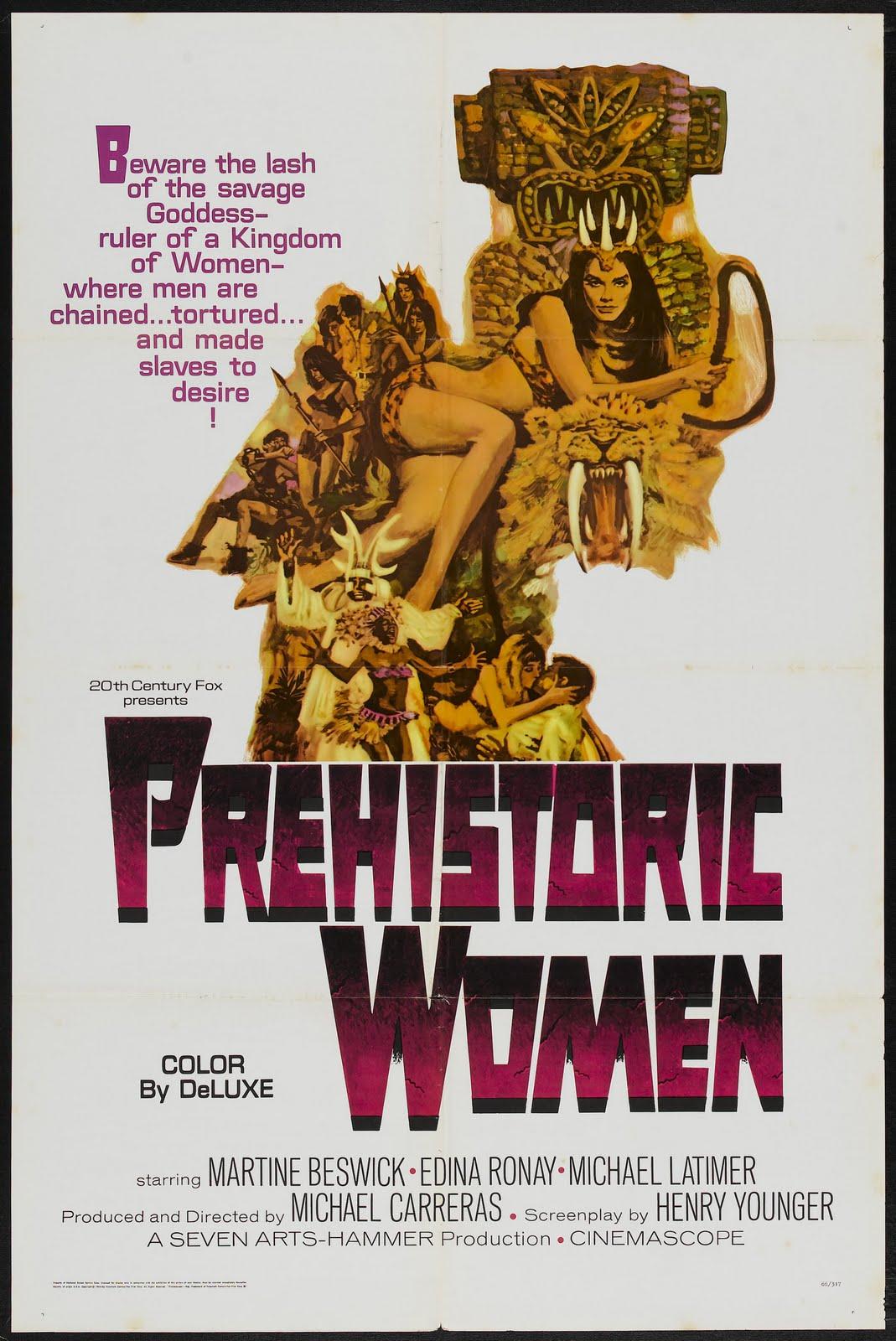 Prehistoric Women (1967)_poster_01