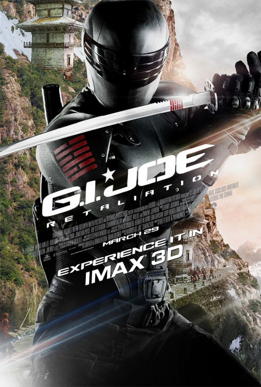 Daily Grindhouse Theatrical Review G I Joe Retaliation 2013 Daily Grindhouse