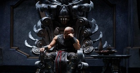 "LONG-DELAYED THIRD ""RIDDICK"" FLICK PREPARES OPTIMISTICALLY FOR THEATRICAL RELEASE"