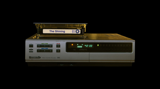 Room237_THE SHINING VHS