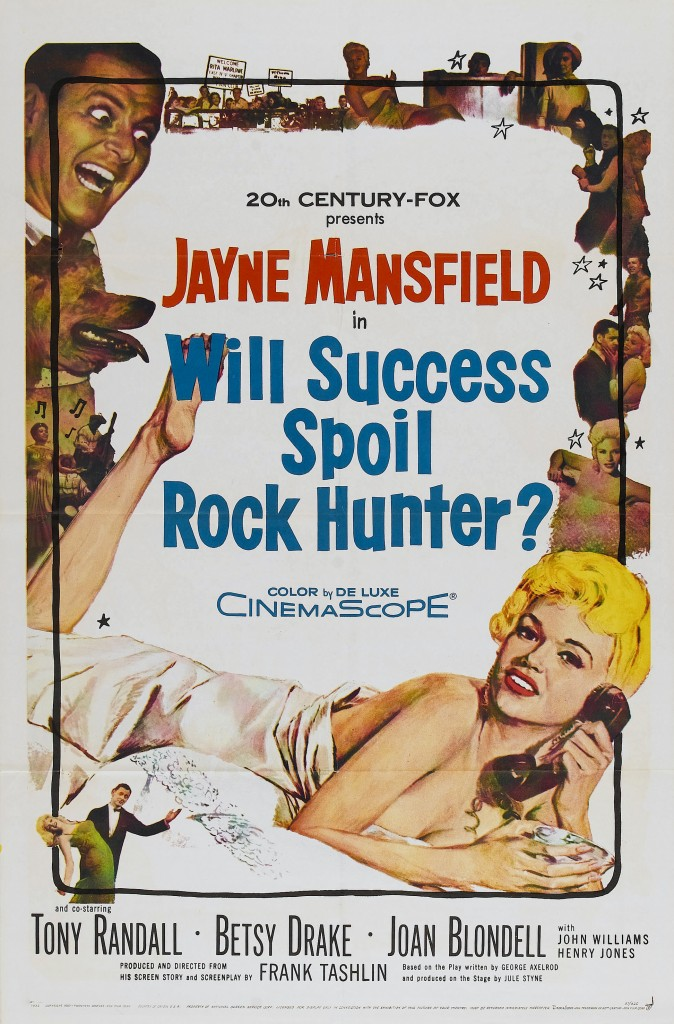Will Success Spoil Rock Hunter (1957)
