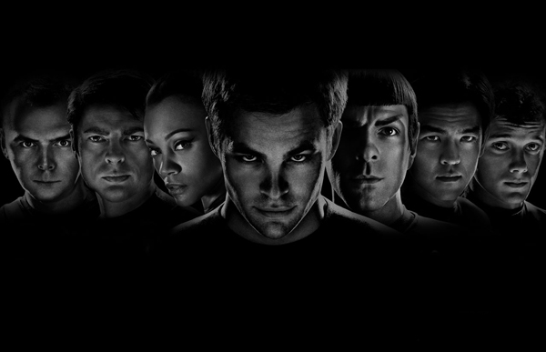 Daily Grindhouse New Clip From Star Trek Into Darkness 2013 Includes Free J J Abrams Lens Flare Daily Grindhouse