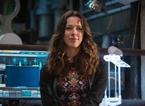 Iron Man Rebecca Hall