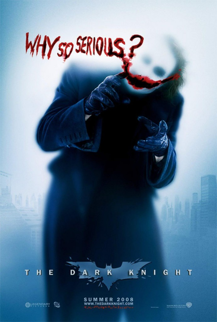 joker the dark knight