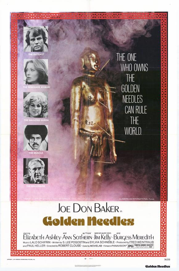 Golden Needles (1974)