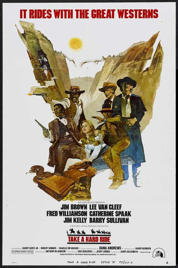Take a Hard Ride (1975)