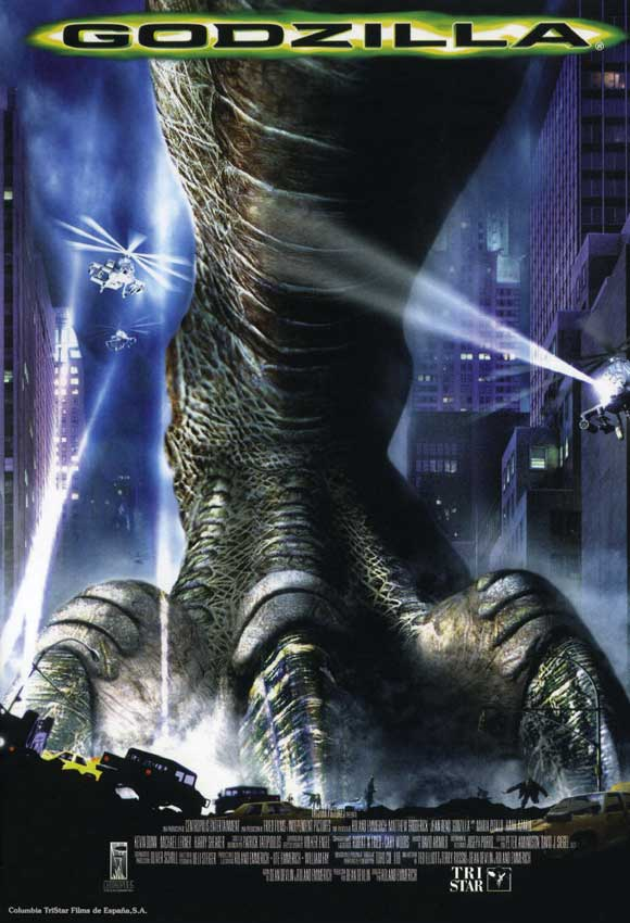 Godzilla [FRENCH BRRip]