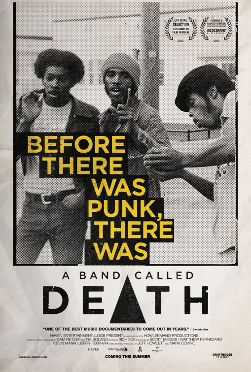 A Band Called Death (2013)