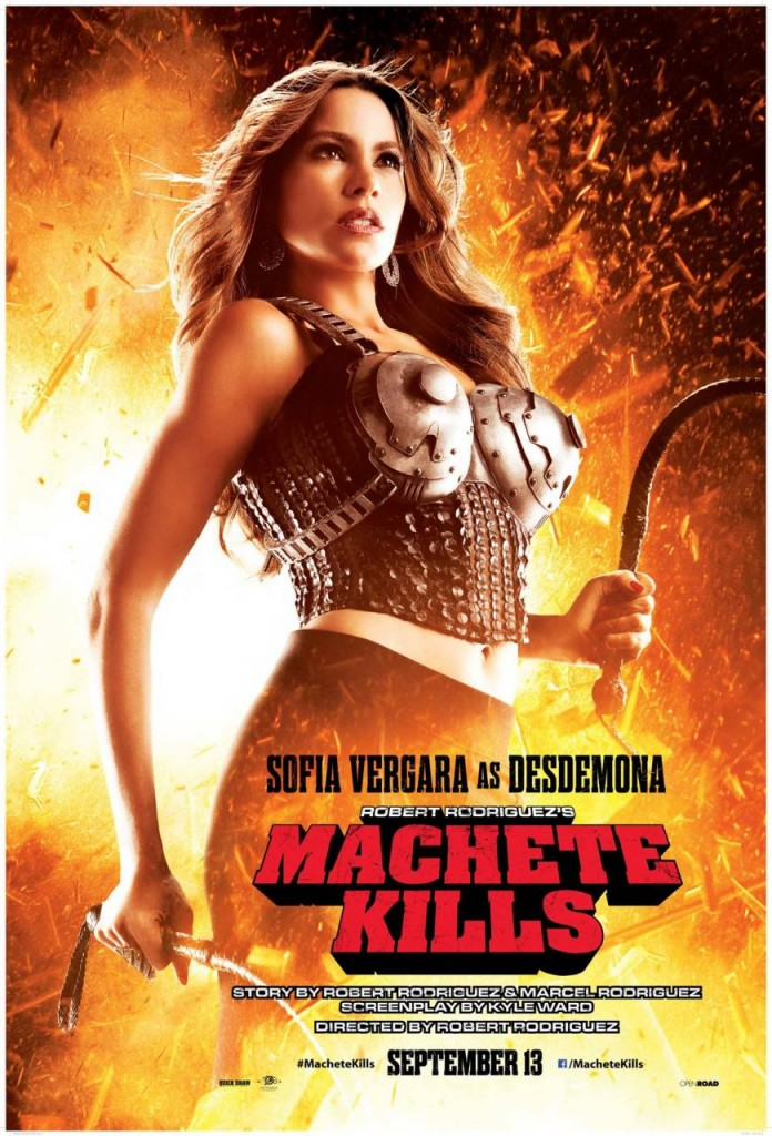 Machete-Kills-Sofia-Vergara-Poster