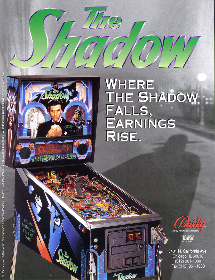 THE SHADOW FLYER