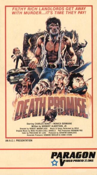 death promise vhs front2