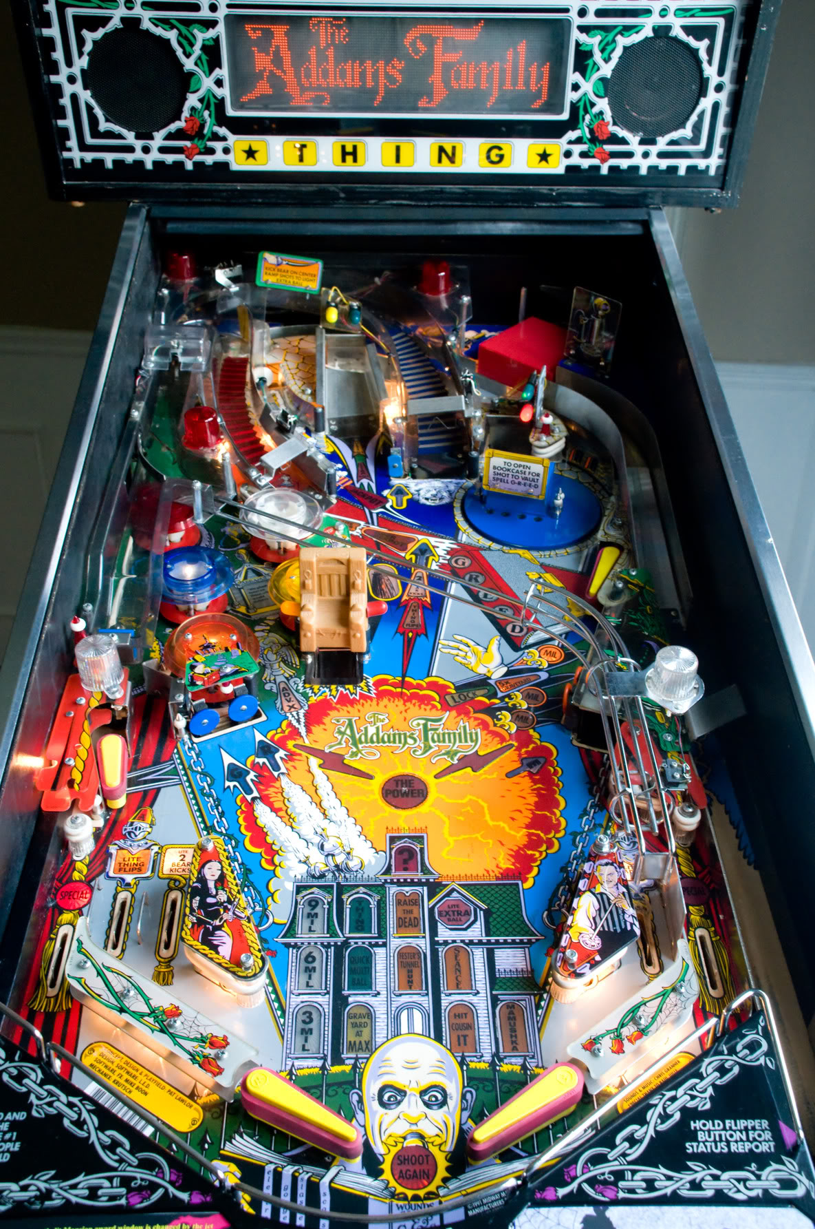 playfield_large THE ADAMS FAMILY