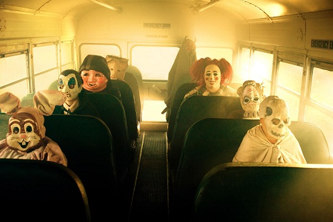 BUS OF HORRORS