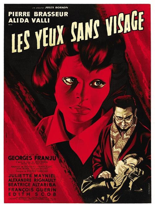 EYES WITHOUT A FACE (1960).