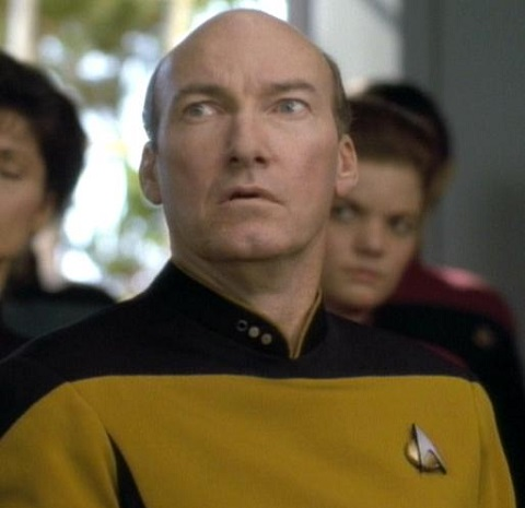 Ed Lauter in Star Trek