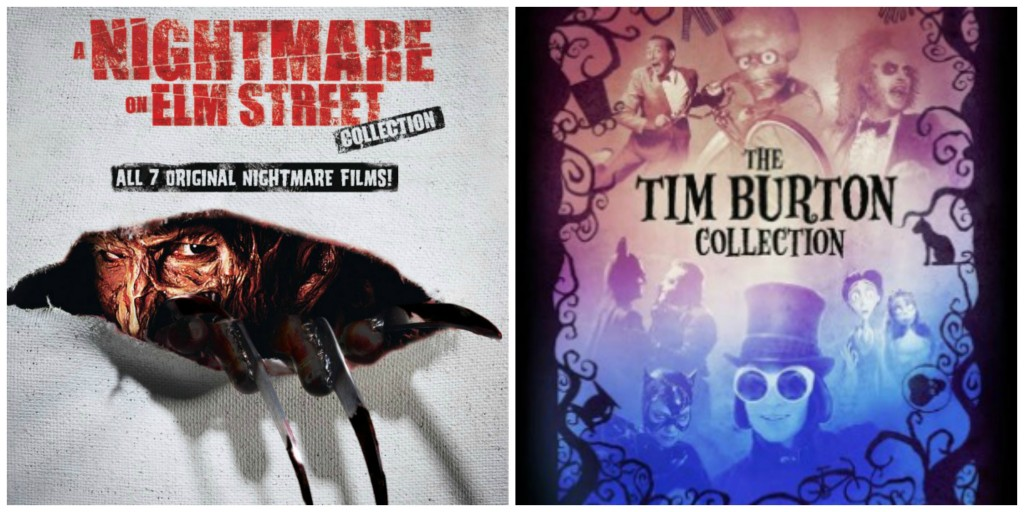 NIGHTMARE TIM BURTON