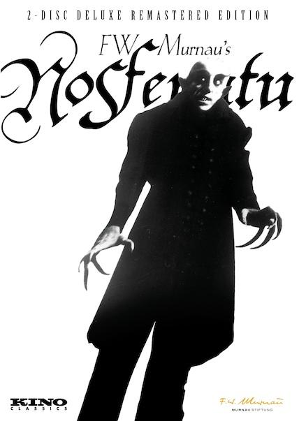 Nosferatu Cover Art