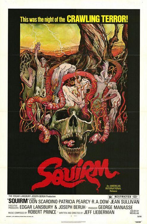 SQUIRM 1976