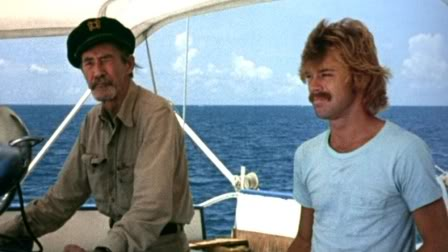 Shock Waves 1977 Luke Halpin & John Carradine