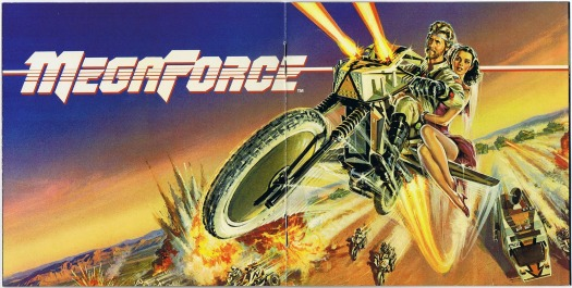 DAILY GRINDHOUSE PODCAST EP.6: MEGAFORCE (1982) THERE HAS NEVER BEEN A SUPERHERO LIKE ACE HUNTER!