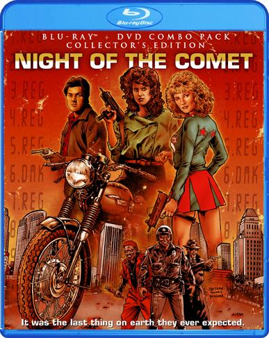 NightoftheCometBluray