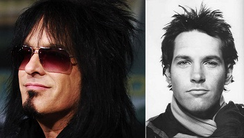PAUL RUDD IS NIKKI SIXX