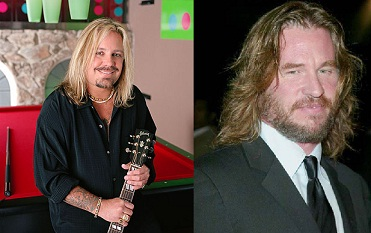 VAL KILMER IS VINCE NEIL