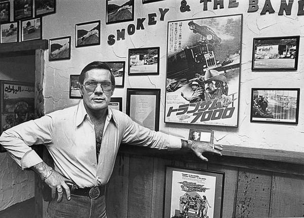 Legendary Hollywood stuntman Hal Needham has died at 82.