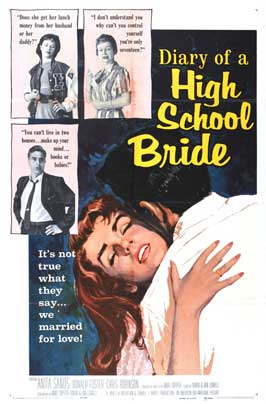 high school bride