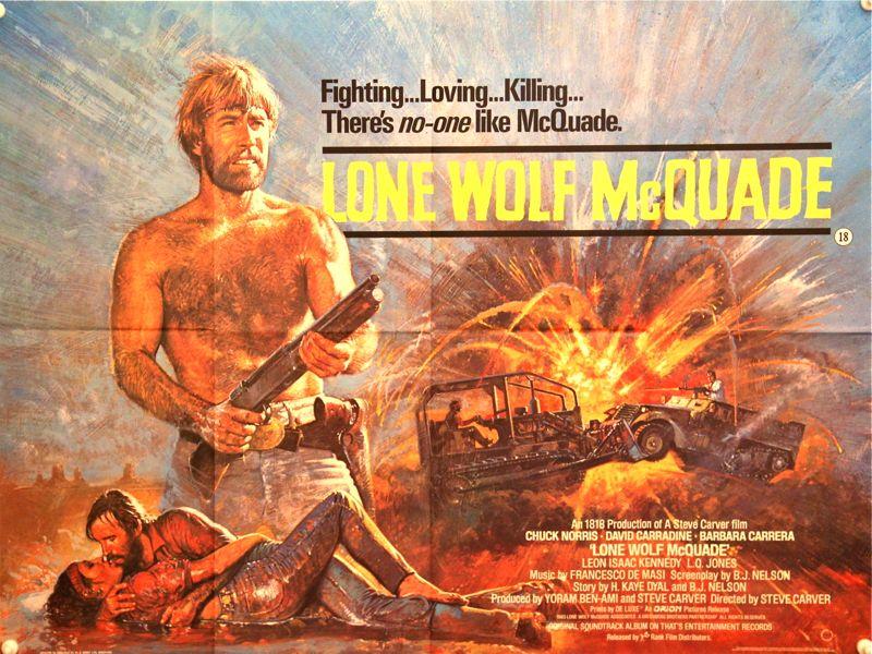 Lone Wolf McQuade Quad